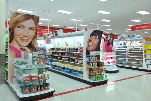 I am going to be showing you all my favorite drugstore products. I buy all of my products from Target.