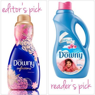 Downy because they smell so good.