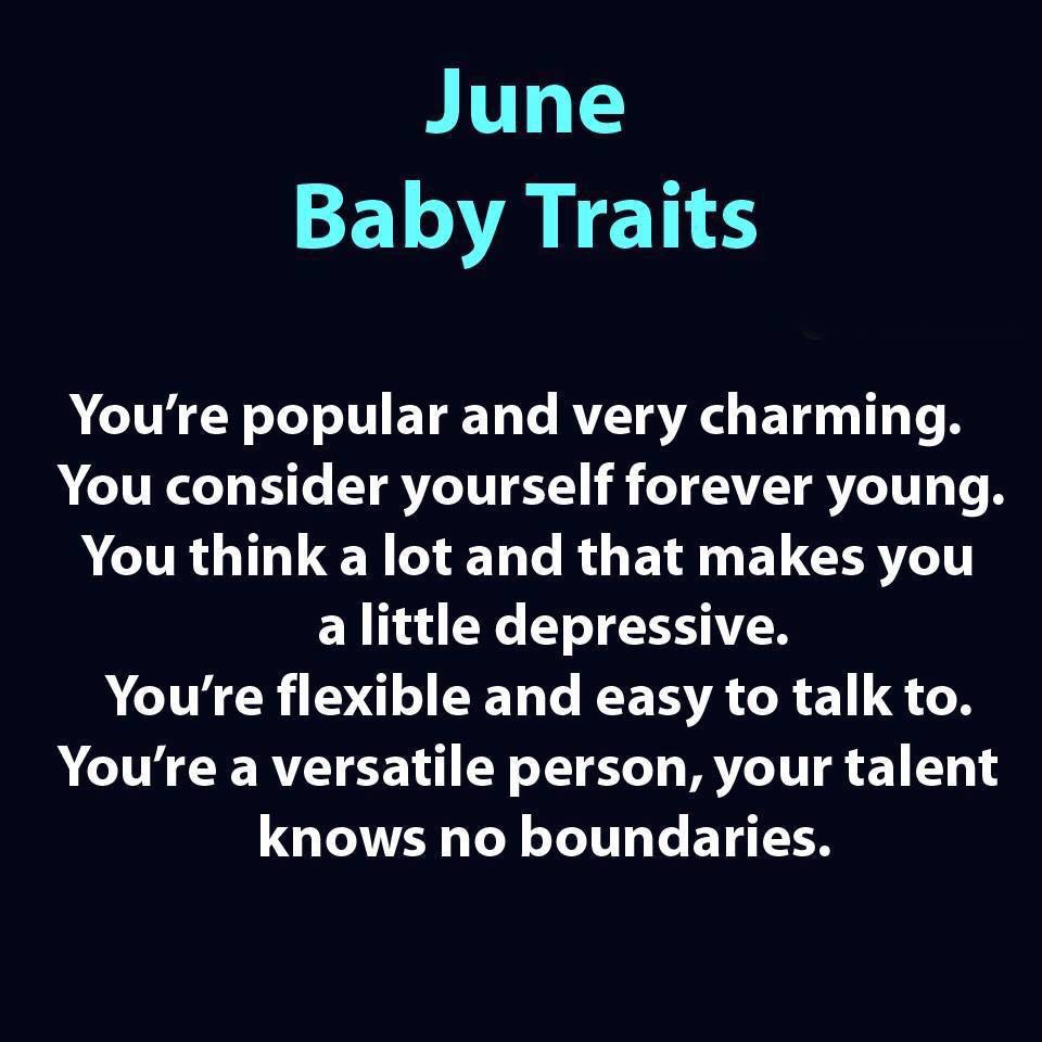 June Baby Personality
