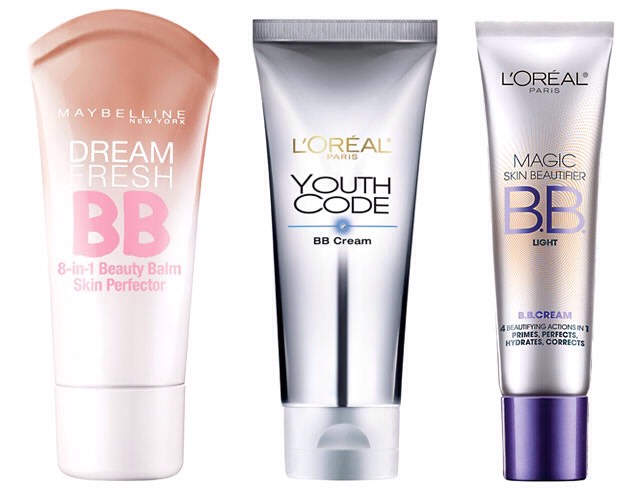 A bb cream is better than a foundation because it's lighter whilst giving you coverage and it has an SPF.