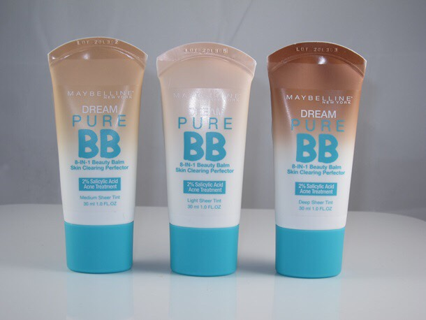 Foundation:  Brand: Maybelline Name: BB Cream  If you aren't looking for too much and just want a quick coverage for a day out this is a great alternative to the fit me liquid foundation, which seems to be thicker in consistency. This foundation gives off a nice coverage for your face.