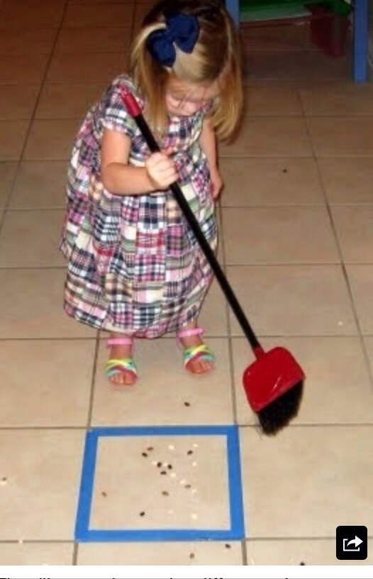 Put your kids to work by turning chores into a fun game.