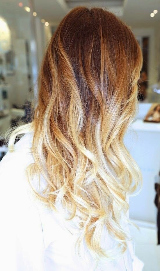Soft ombre(my favourite)