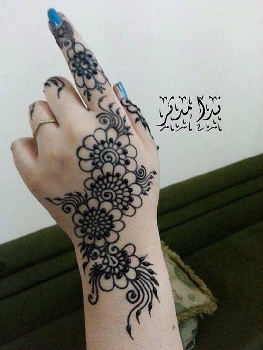 Henna Designs :)