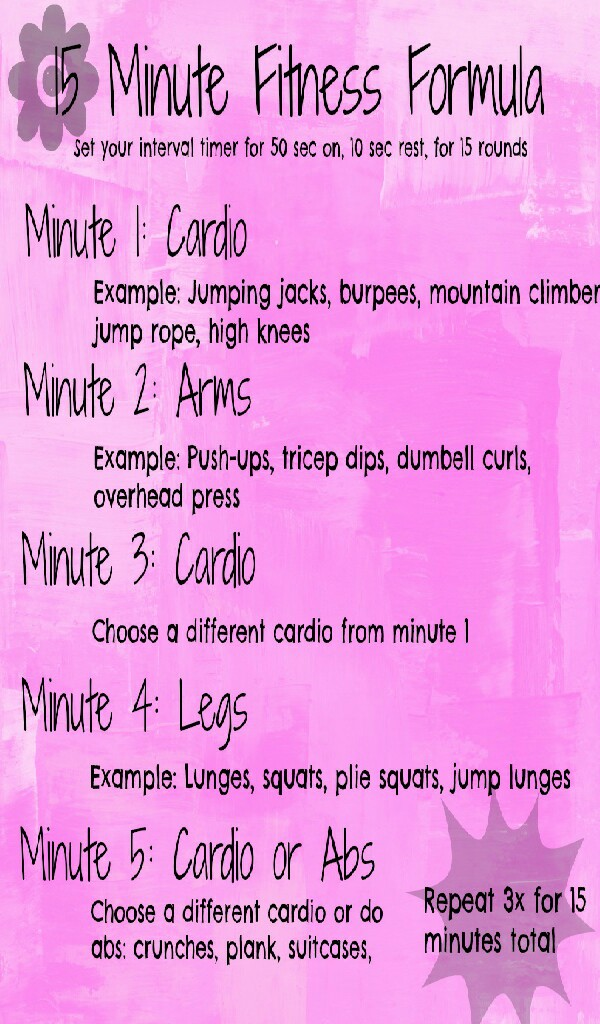 HIIt workout to lose weight faster