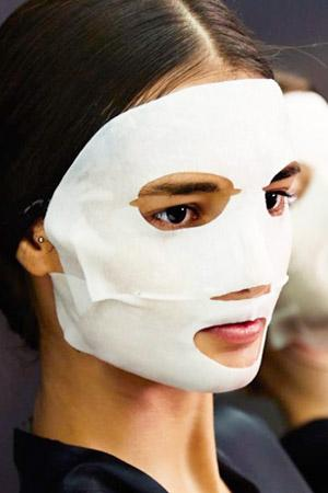 # 1: Paper masksThese are the cheapest kind. They're also the most popular and can be found in all drugstores and dollar stores. They provide the lowest level of absorption of active ingredients, and their main feature is making sure the mask stays moist on the skin for at least 10-15 minutes.