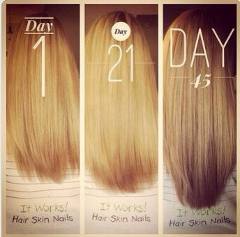 And WHO doesn't want longer hair??