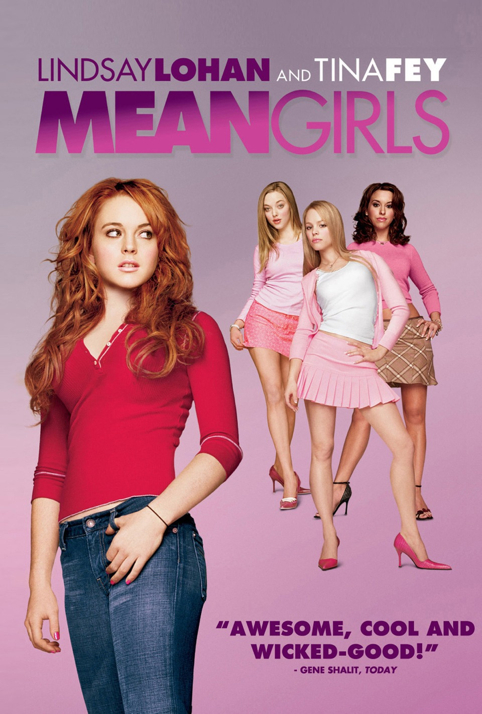 Every time is the time to watch mean girls!!