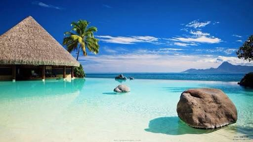 Bora bora is an island in the south Pacific that you will never forget. it has amazing experiences and beautiful oceans and mountains that you will dream about.