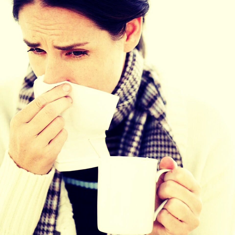 Feeling sick and want it to go away?