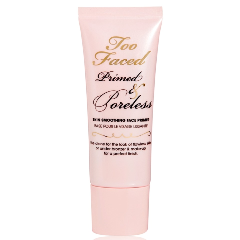 original did, it is now a clear color. It has a powdery, velvet finish and glides on smoothly. It is silicon based which is perfect for people with more sensitive skin. It creates an even layer for foundation to adhere to causing your foundation to last longer and wear better. This retails for $30.
