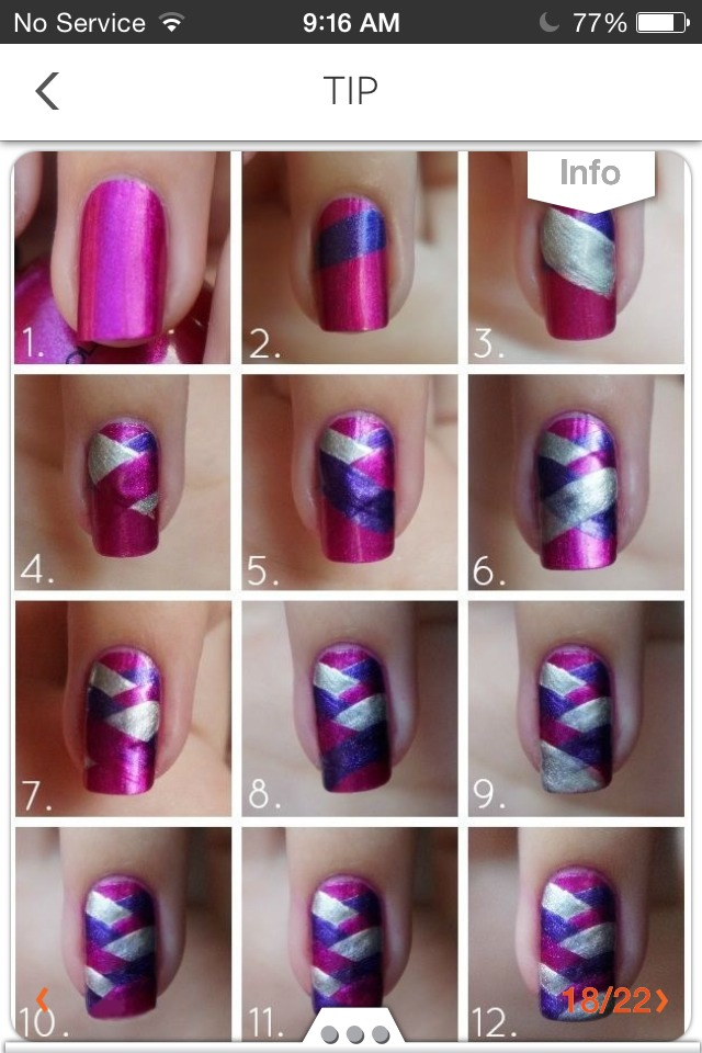 Do your nails just like this