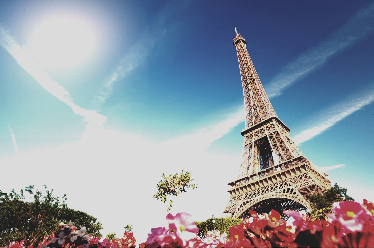 ~France🌷 A splendid experience with a lot of nice surroundings. The city of lights and love. Don't forget to go visit the famous Eiffel Tower.