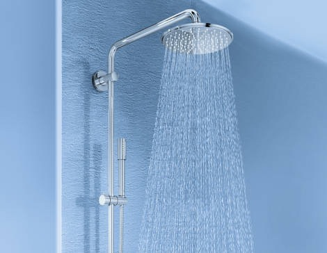 Shower at night- if you have the feeling that your going to be late, shower the night before plus it's more efficient and allows you to sleep more