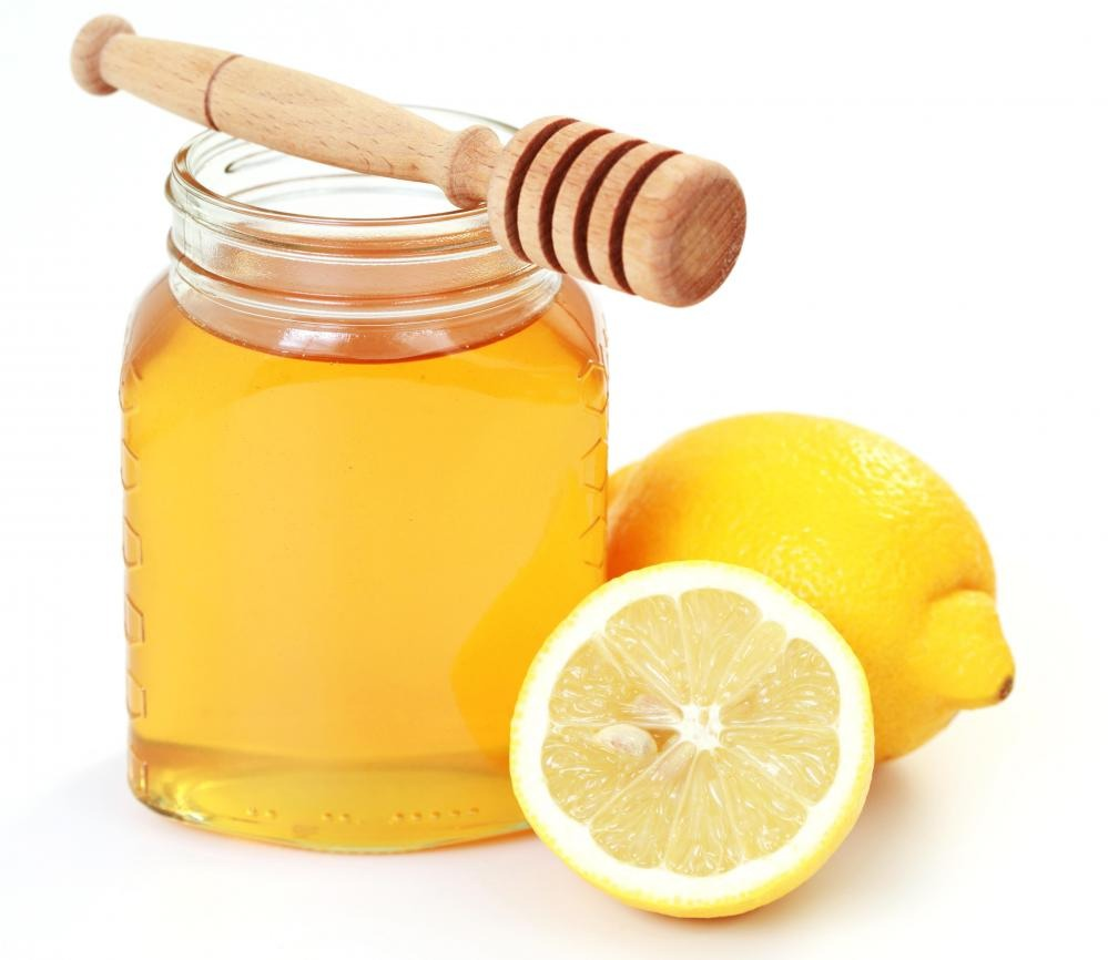 Pour honey on half a lemon then rub the lemon over your face to remove blackheads.