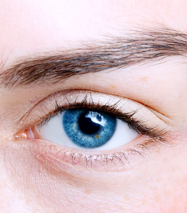 you can use it to help eyebrows stay in shape!