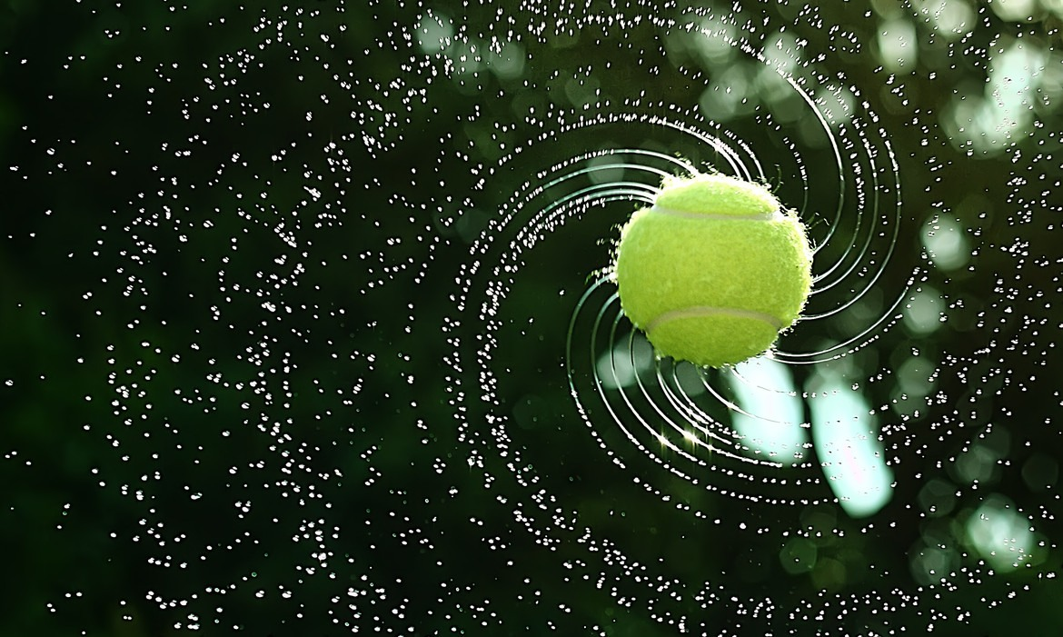 🎾• drop in some tennis balls in the dryer with your pillows to get the fluffiness back -