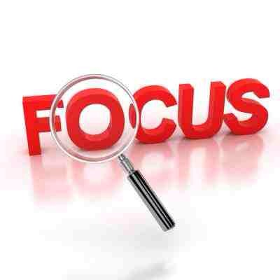 27. Focusing On Small Matters People who are depressed tend to focus on small issues that are inconsequential. These small problems may disturb them greatly. They may not be able to see the big picture.
