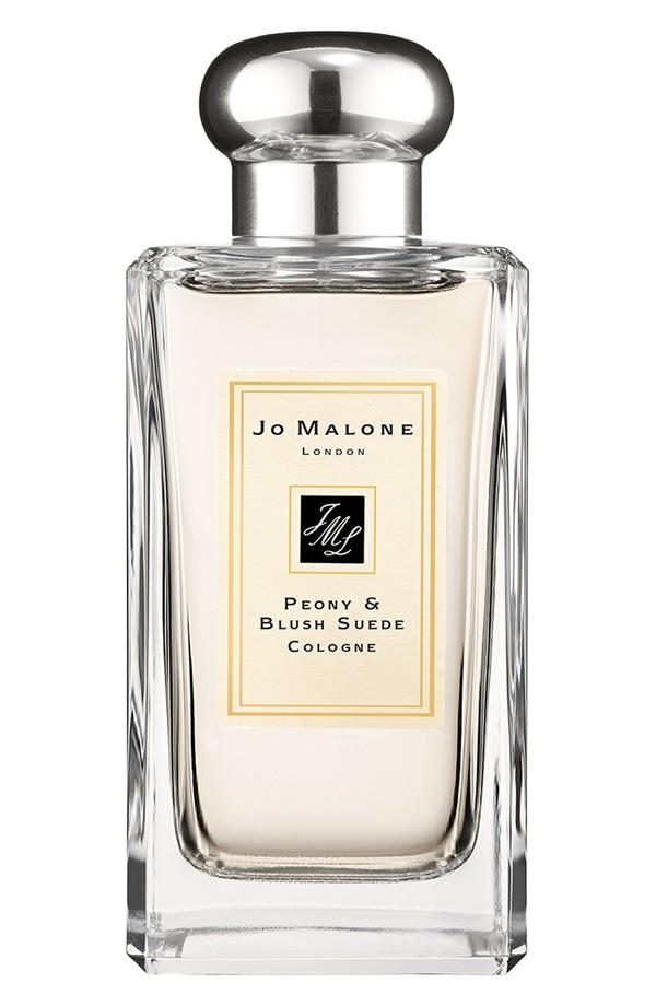 Smart, funny, charming, she's the life of the party and has the perfect punchline prepared for any occasion. She's a little eccentric but you can't help but love her.  Jo Malone Peony and Blush Suede, $115, nordstrom.com