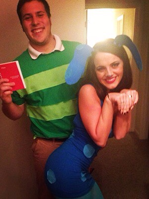 Steve and Blue from Blues Clues