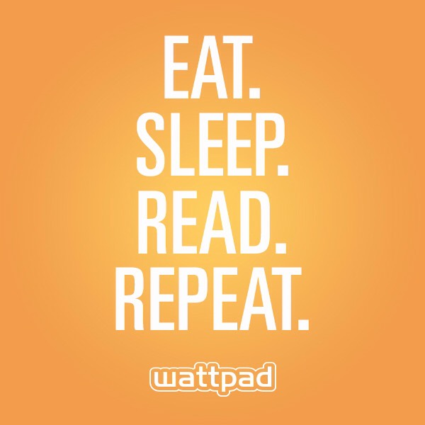 All you need is Wattpad!! This app is literally my life, and if you love to read I guarantee you will love this just as much as I do!! 😍😍😍