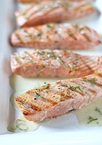 5. wild salmon