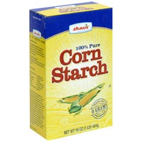 4 tablespoons of corn starch