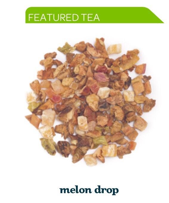 This tea is the melon drop tea from david's tea!