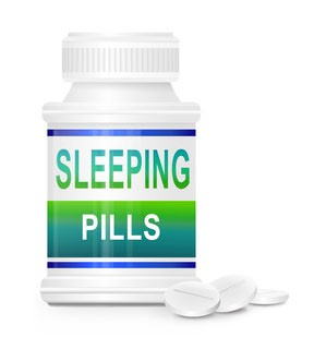 Okay so this might seem a little bit out of the blue but taking sleep pills on the daily night bases can lead for you can't living without them so takes some every other night when you really need them