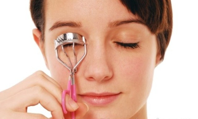 1: eyelash curlers are a must use