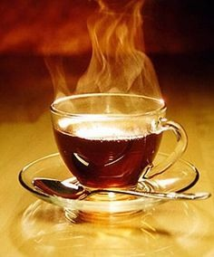 Drink hot tea.  Not only is sipping on tea a tasty way to hydrate, but it can bring some calming relief to a scratchy throat,