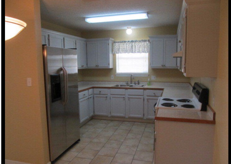 Before pics of kitchen remodel