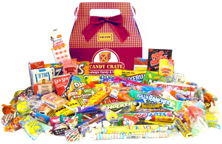 And some candy too!!!