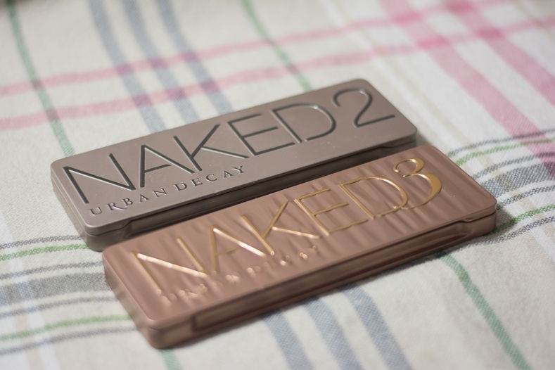 Naked 3 is already available in sephora all over France!
