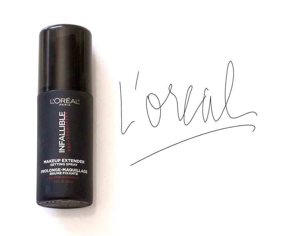 [Setting Spray] Loreal Infallible Pro Spray And Set Makeup Extender Spray - $13.79 (via Target)