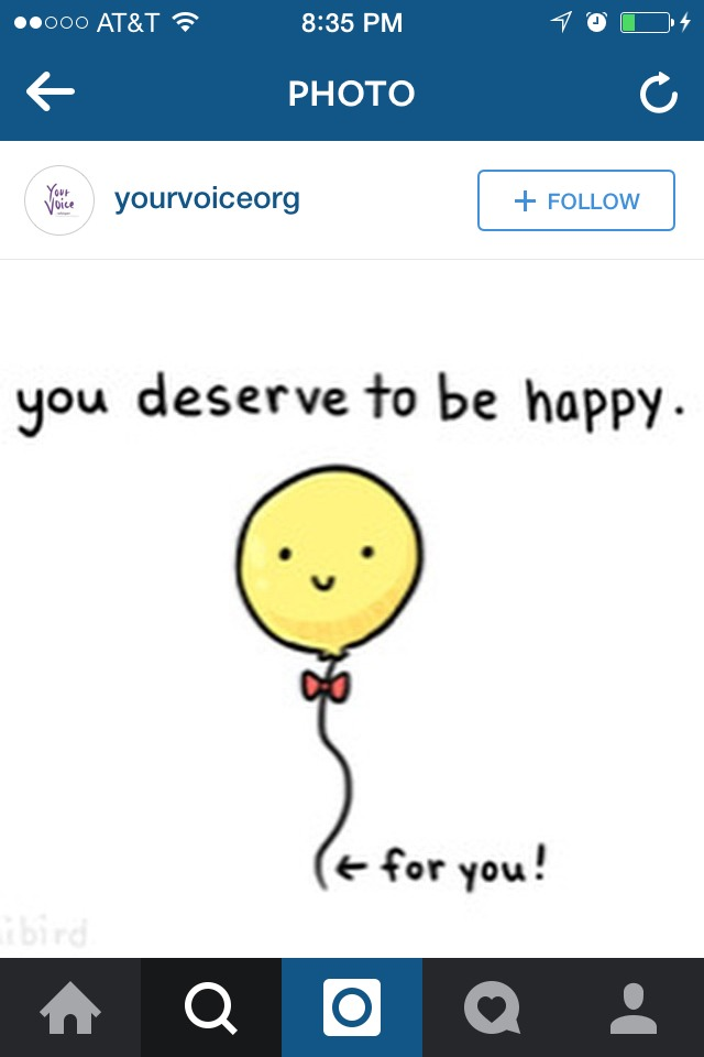 You deserve to be happy, and you deserve to be accepted. Accept yourself first.