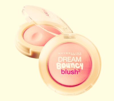 Cream blush stay on all day even if you sweat  Tip: if u r running late then use a lipstick as a blush which makes it much more natural