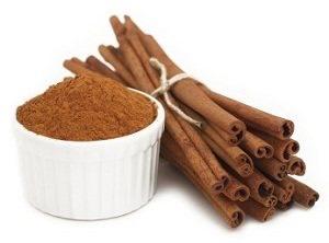 1/2 tsp cinnamon