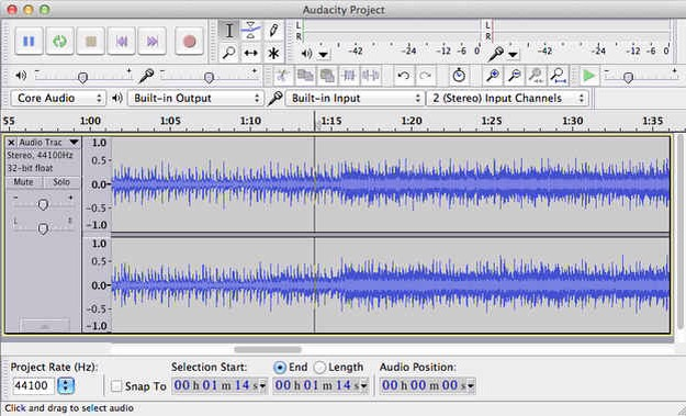 Save time studying by listening to recorded lectures at twice the speed. You can use a program like Audacity or VLC media player to do this.