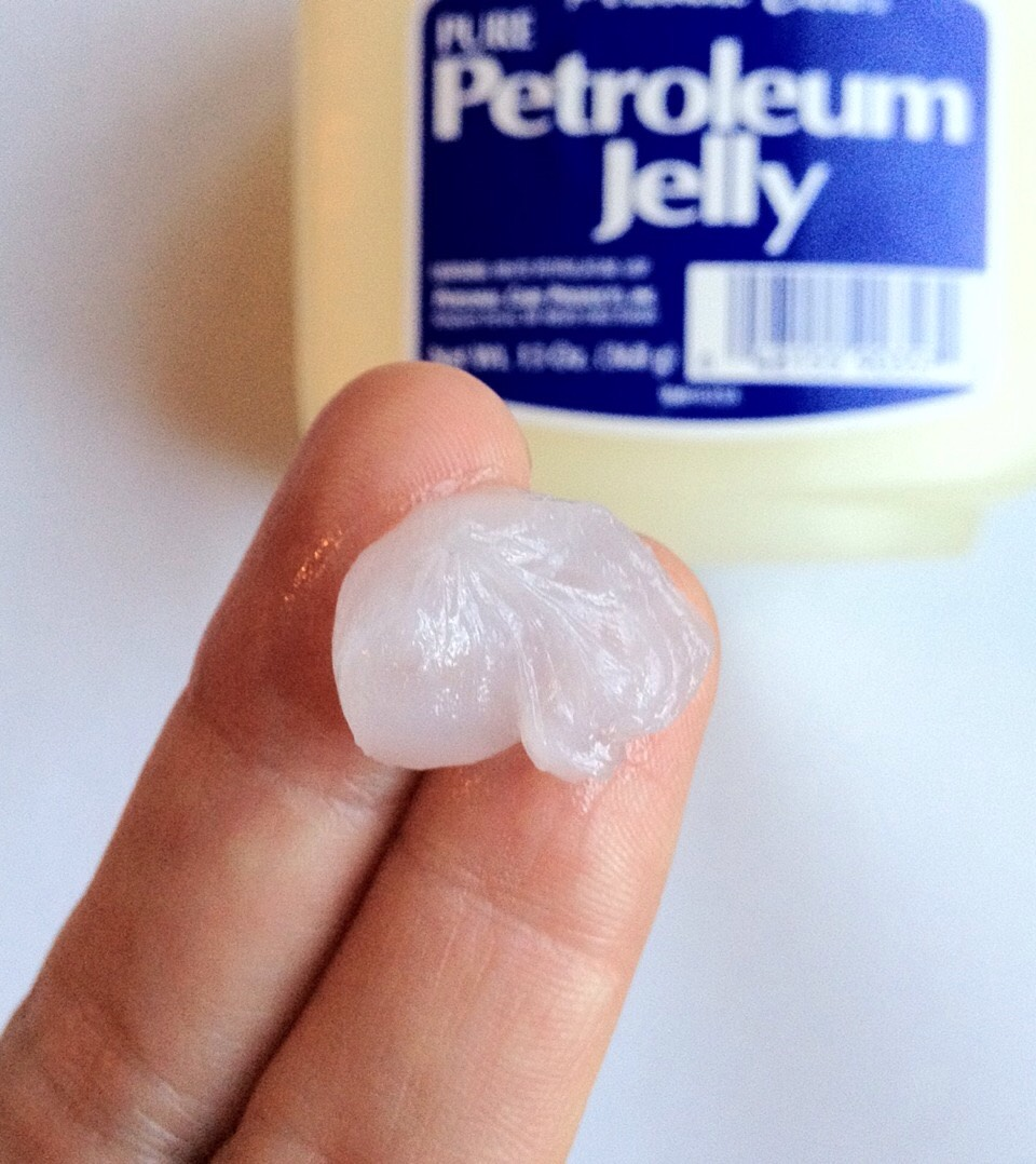 Use Vaseline or any other patroleum jelly and rub on your butt every night and wear panties so it doest go all over👍🍑