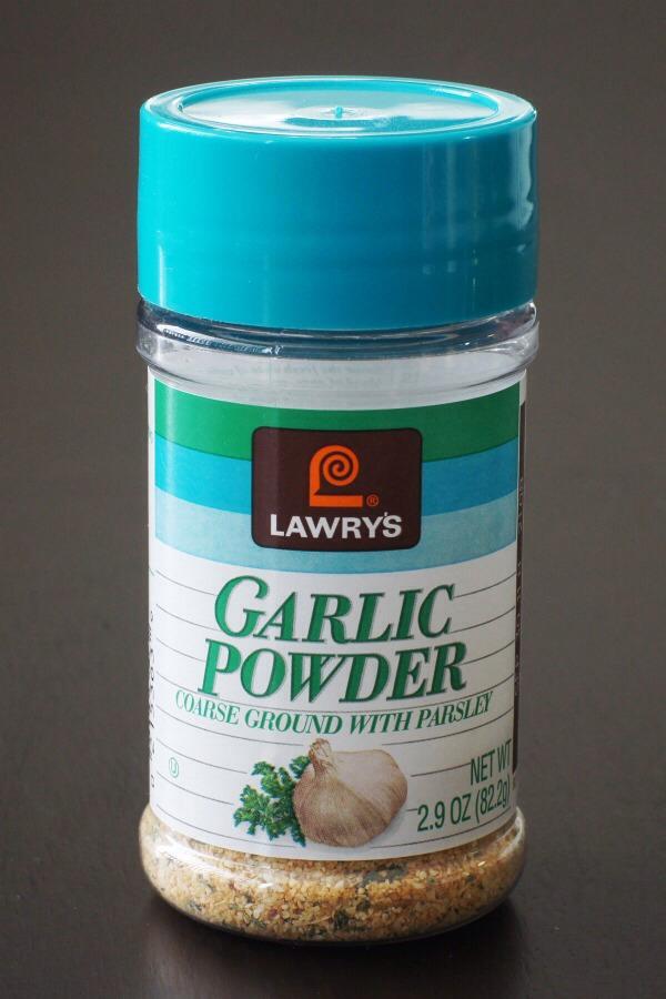 Dash of garlic powder