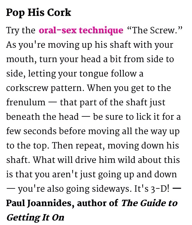 Sex tips how to drive him crazy