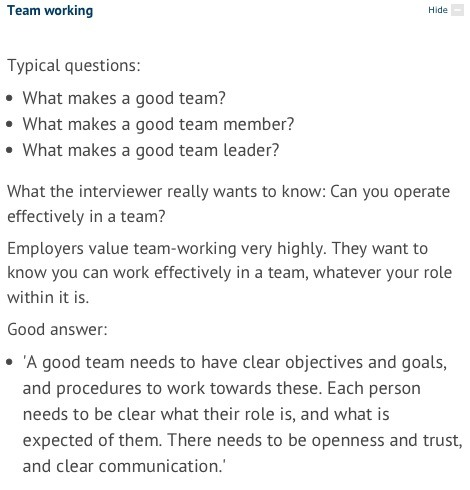 good team leader skills