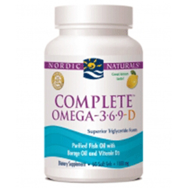 Take an omega vitamin once a day.
