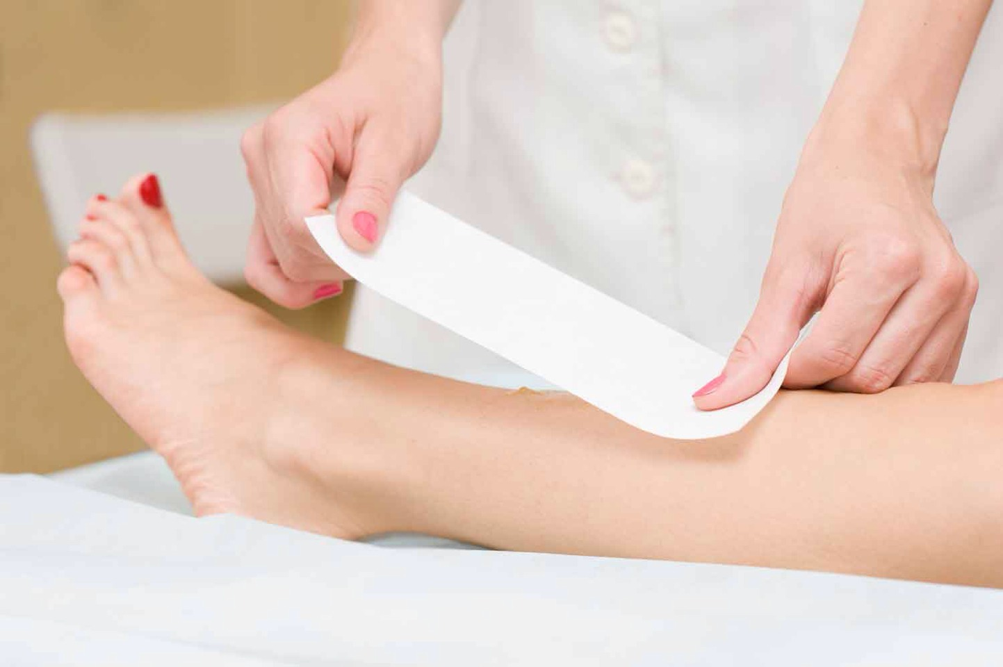 3. Avoid waxing within a week before your period, when you're extra-sensitive to pain. Instead, aim to have it done a week or two after, when your pain threshold is higher