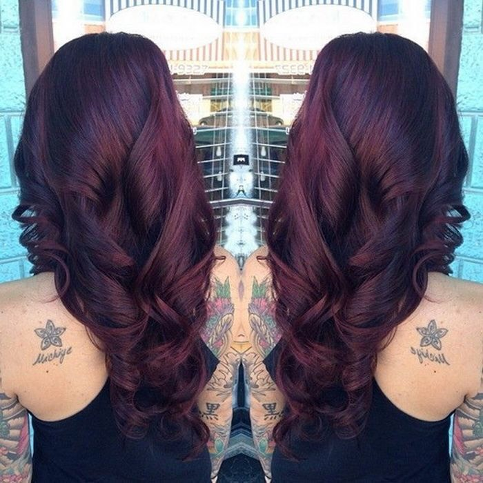 Ion Black Cherry Hair Color Reviews Hairstyle Inspirations 2018