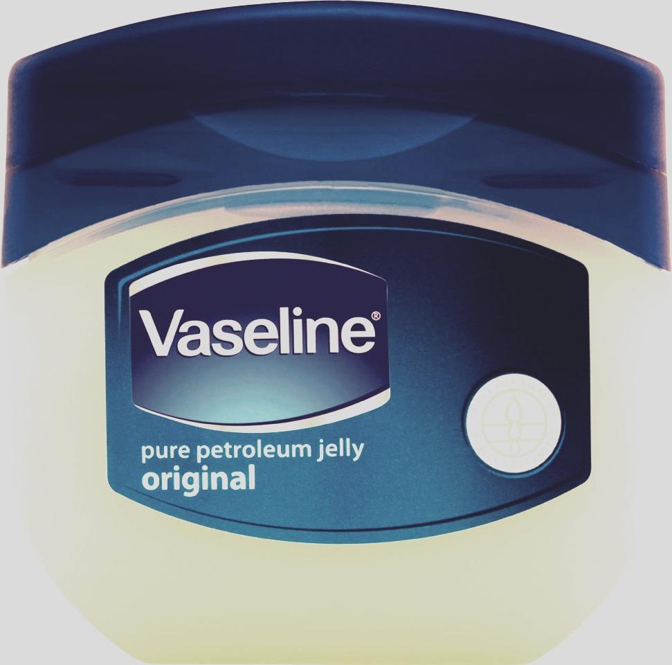 Put a little vaseline on the mascara wand