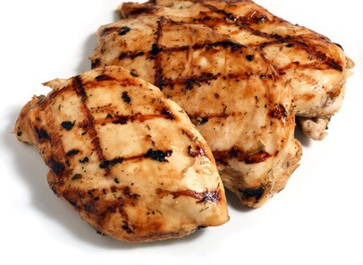 16. Chicken breast Keeps you feeling full for longer