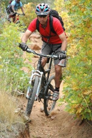 Bicycling  500-1000 calories per hour