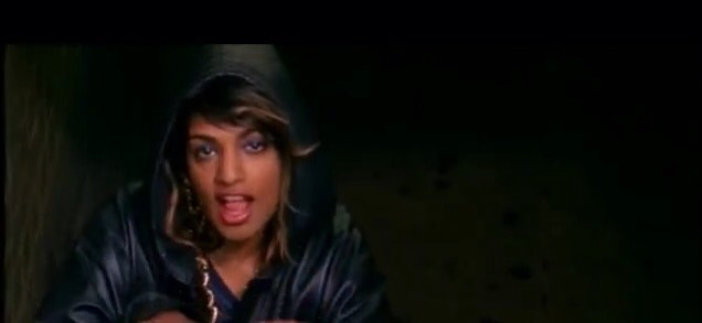M.I.A-Paper Planes  I especially love this song because you can do a wee dance in the chorus